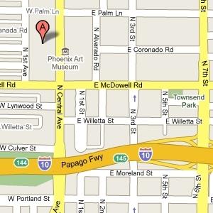 The Arizona Center for Civic Leadership - 1802 N Central Ave, Phoenix AZ 85004